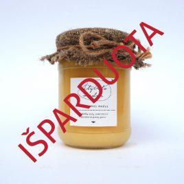 Pavasarinis medus, 350 g. (stiklainis)