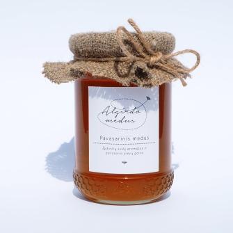 Pavasarinis medus