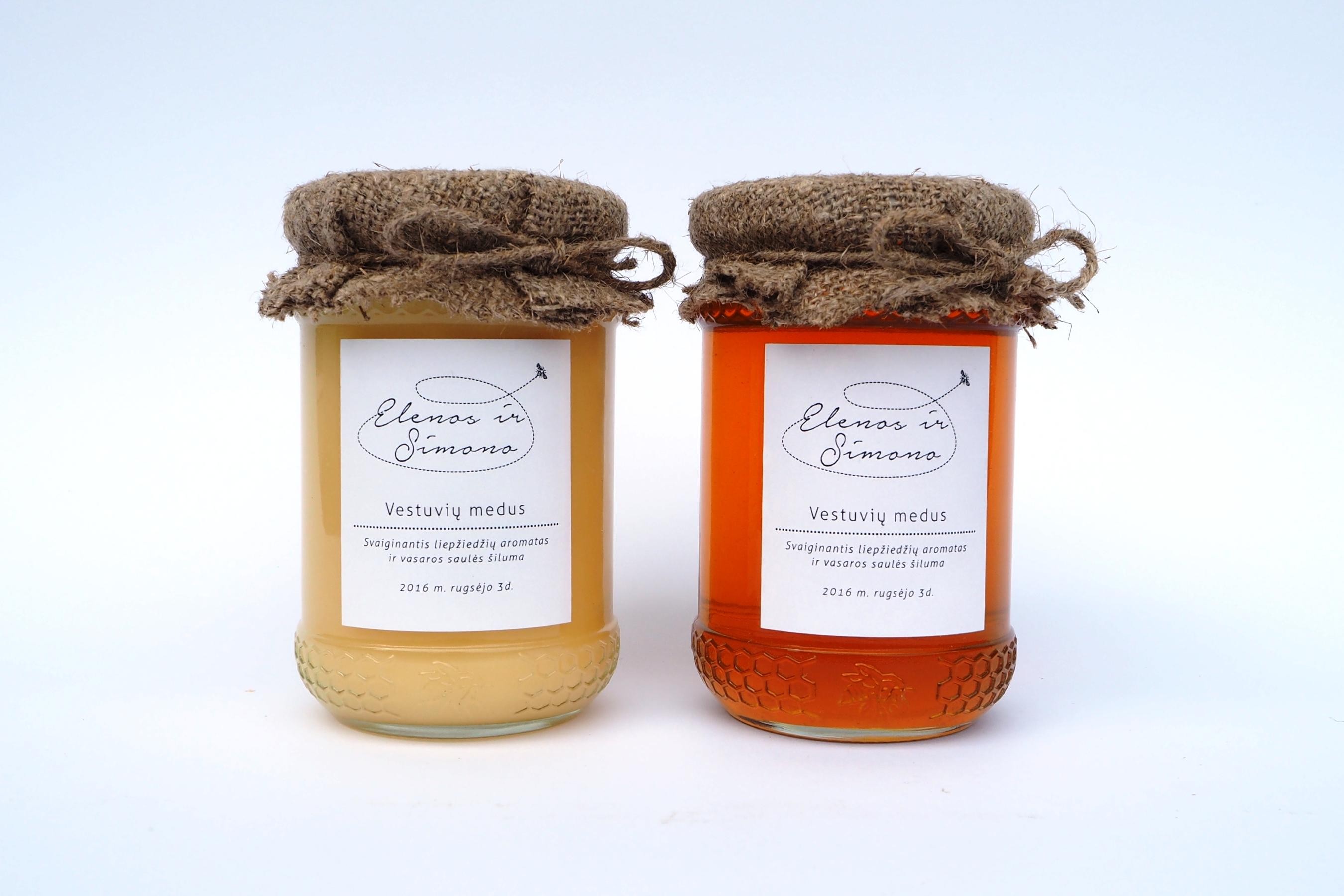 Vestuvių medus - 400 g.