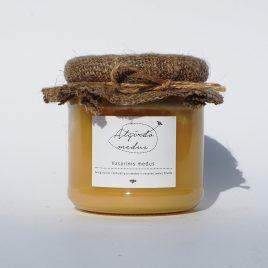 Vasarinis medus, 250 g. (stiklainis)