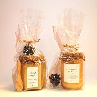 Susikurkite individualią medaus dovanėlę patys!