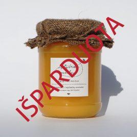 Vasarinis medus, 350 g. (stiklainis)