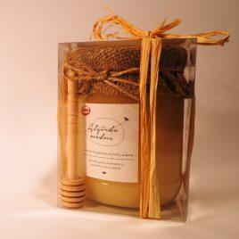Medaus dovana dėžutėje, 700 g.