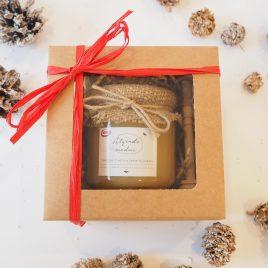Medaus dovana dėžutėje, 250 g.