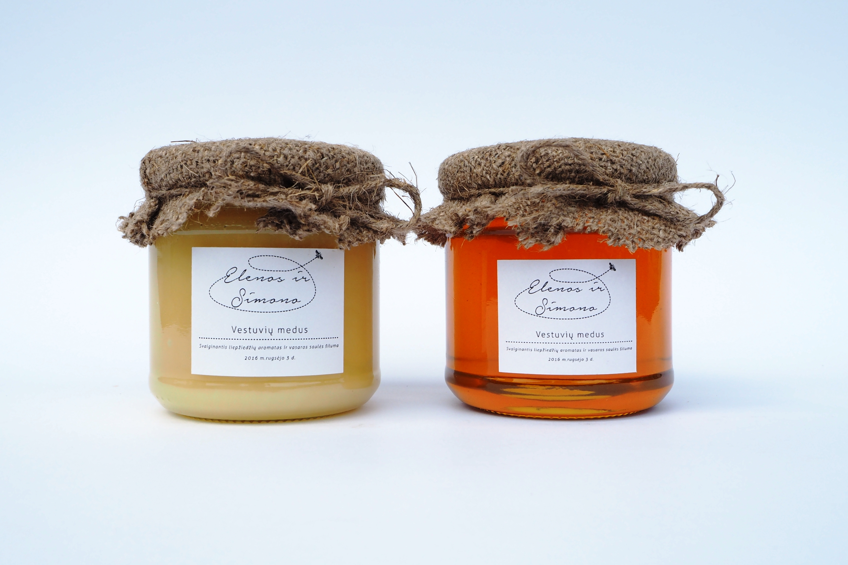 Vestuvių medus - 250 g.
