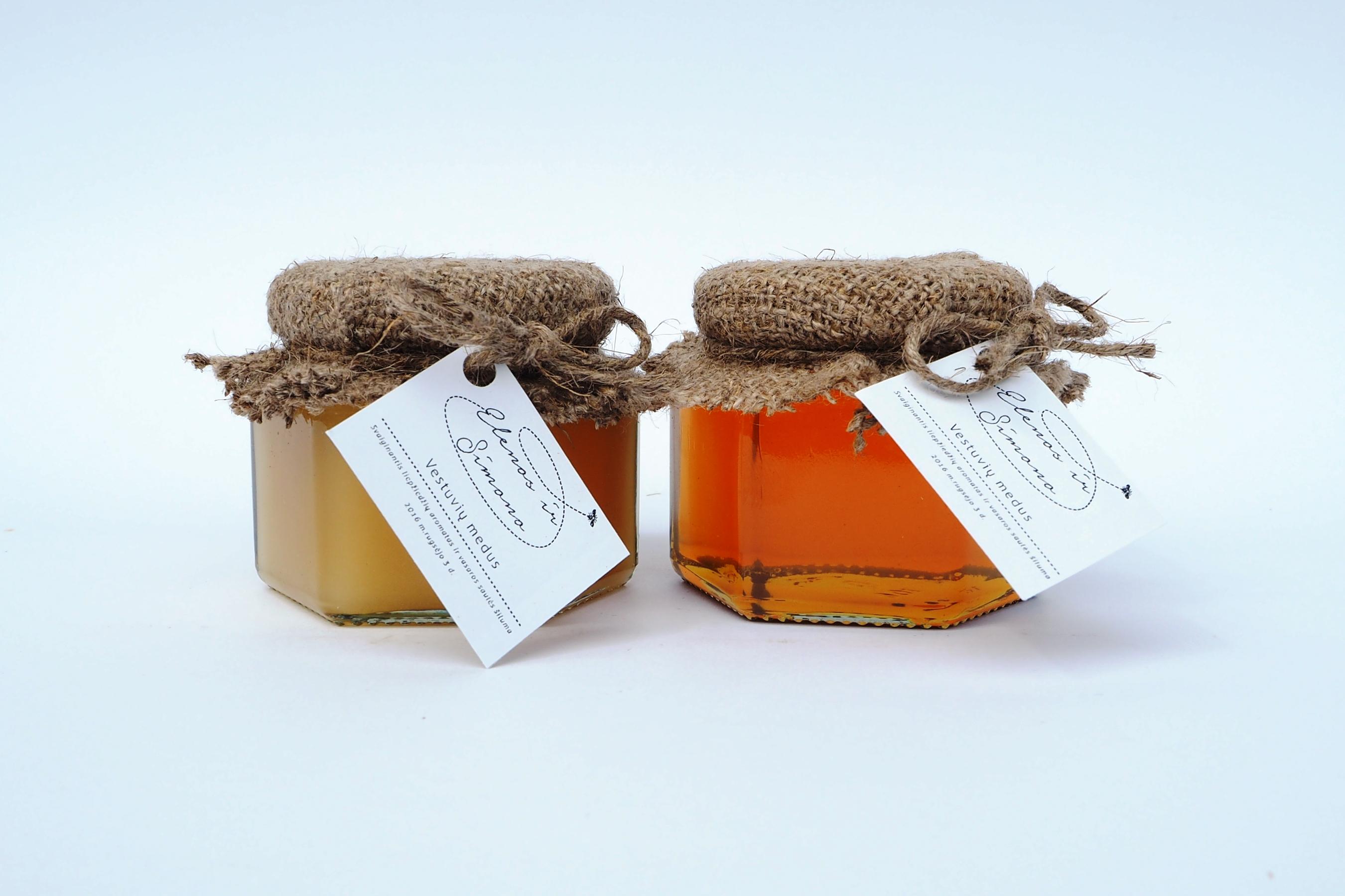 Vestuvių medus - 125 g.